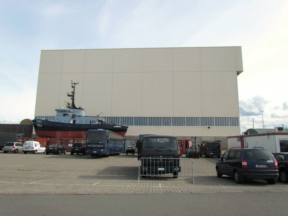 Ecosolusions-chauffage BSH Chantier Naval