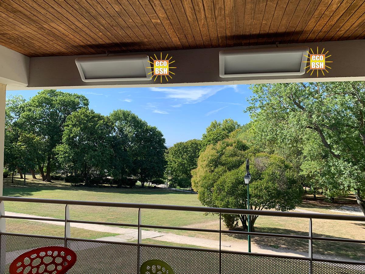 Terrasse club de Golf VARMIGO