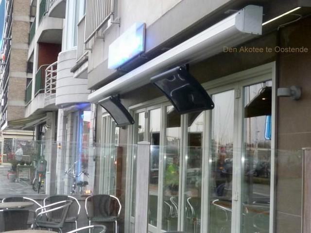 Terrasse brasserie VARMIGO