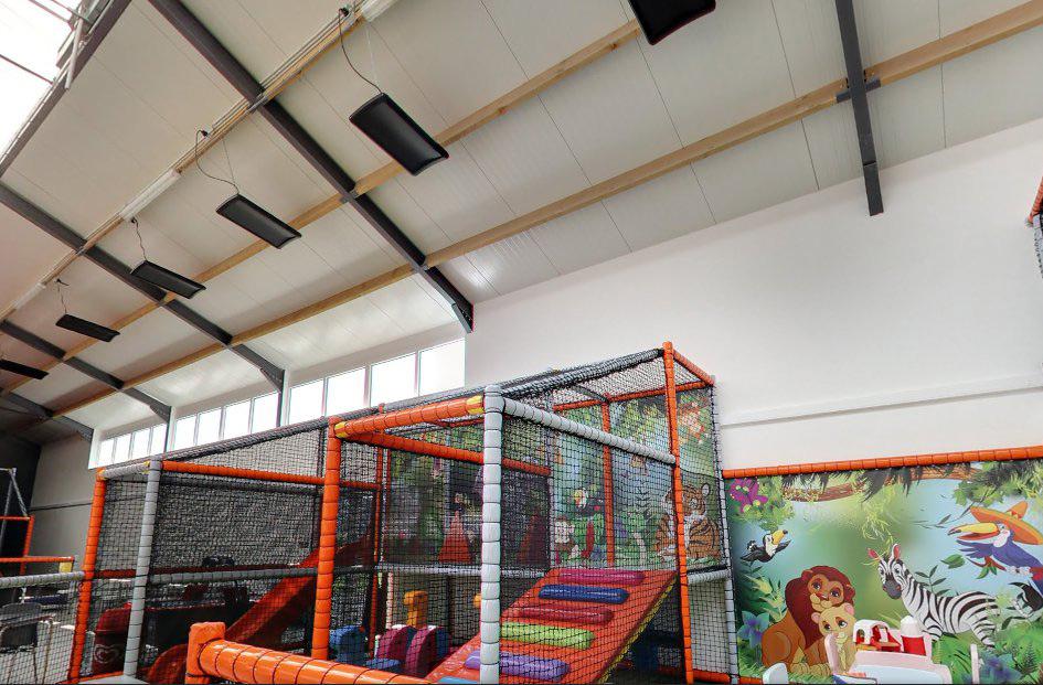 Varmigo Salle de jeux pour enfants