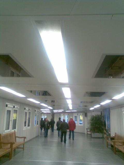 Espace couloir et dégagement