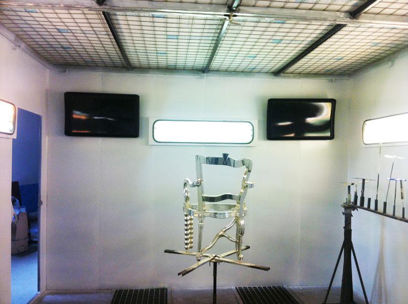 Ecosolusions-chauffage BSH Cabine de peinture