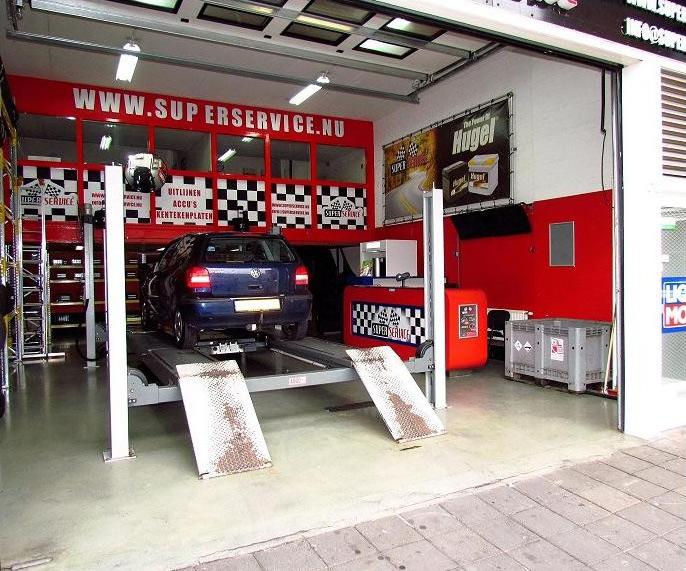 Garage entretien