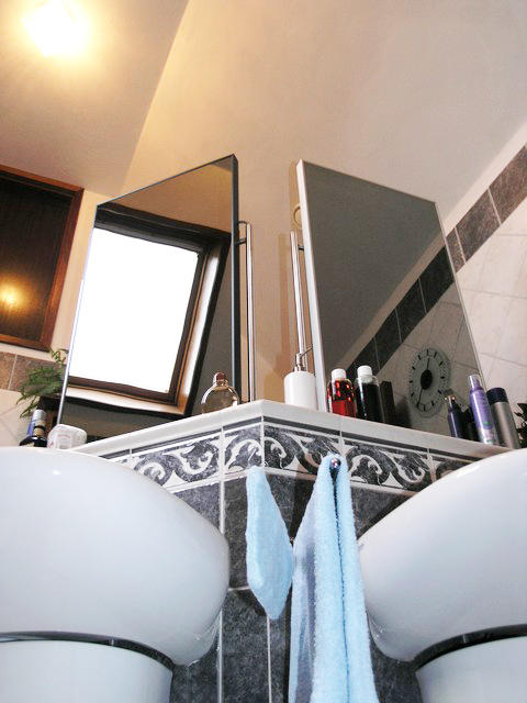 Miroir chauffant PLEZURA salle de bain
