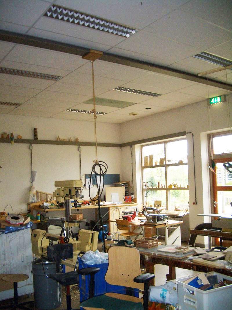 Atelier de sculture